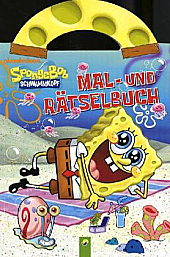 mal und r tselbuch taschenbuch spongepedia die weltweit gr te enzyklop die ber spongebob. Black Bedroom Furniture Sets. Home Design Ideas